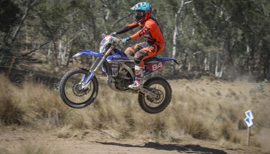 CDR Yamaha Making Gains in AORC