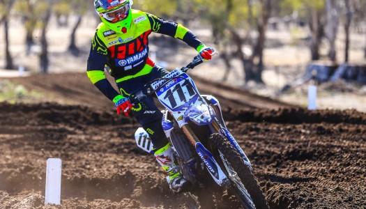 Ferris Clinches Moto Win in MX Nats Return