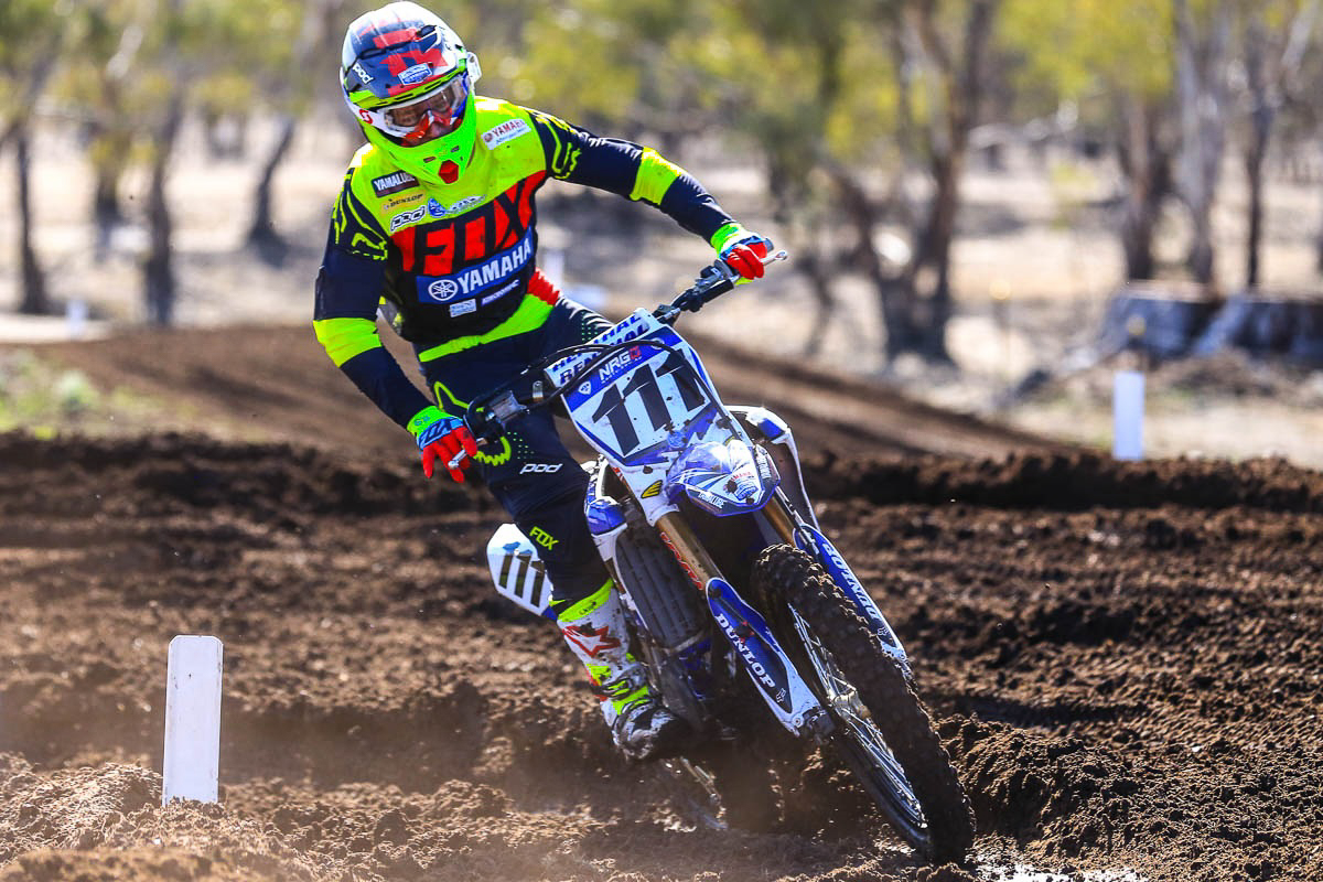 ferris clinches moto win in mx nats return bike review. Black Bedroom Furniture Sets. Home Design Ideas