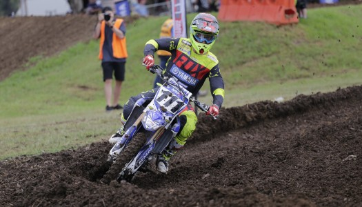 Ferris Fires to Points Lead at MX Nationals