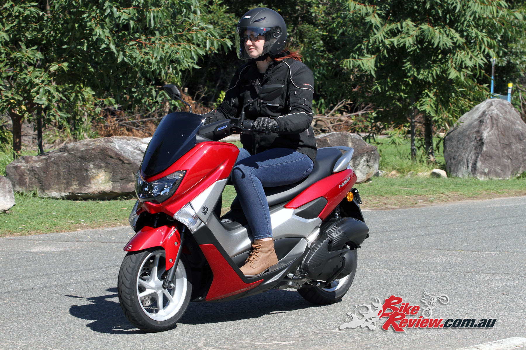 Review 2016 Yamaha Nmax Lams Bike Review