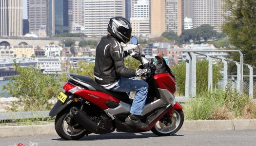 Review: 2016 Yamaha NMAX (LAMS)