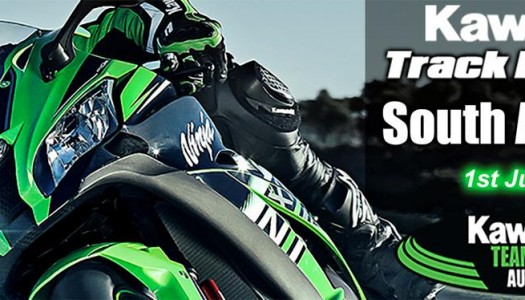 Kawasaki Team Green Australia Track Day Hits SA