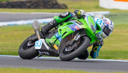 WSS: Lachlan Epis heads to Aragon