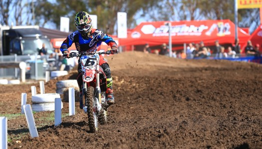 Long and Wilson Record Top Ten Finish for Crankt Protein Honda Racing Team at Round 1