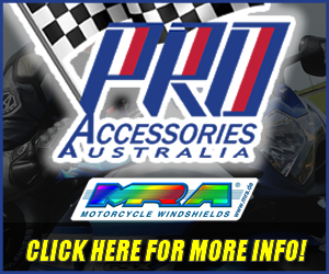 MRA Motorcycle Screens Australia