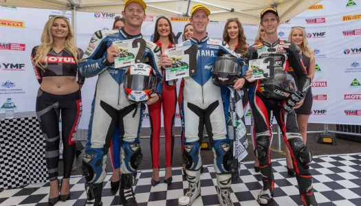 Maxwell undefeated at Round 3 of the ASBK