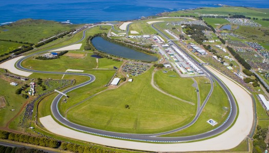 Dorna Sports ensures racing at Phillip Island for next ten years