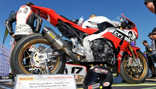 Pirelli previews tyres for ASBK at SMSP