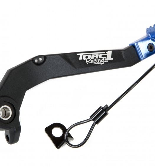 Torc1 Racing Motion Brake Pedal Blue