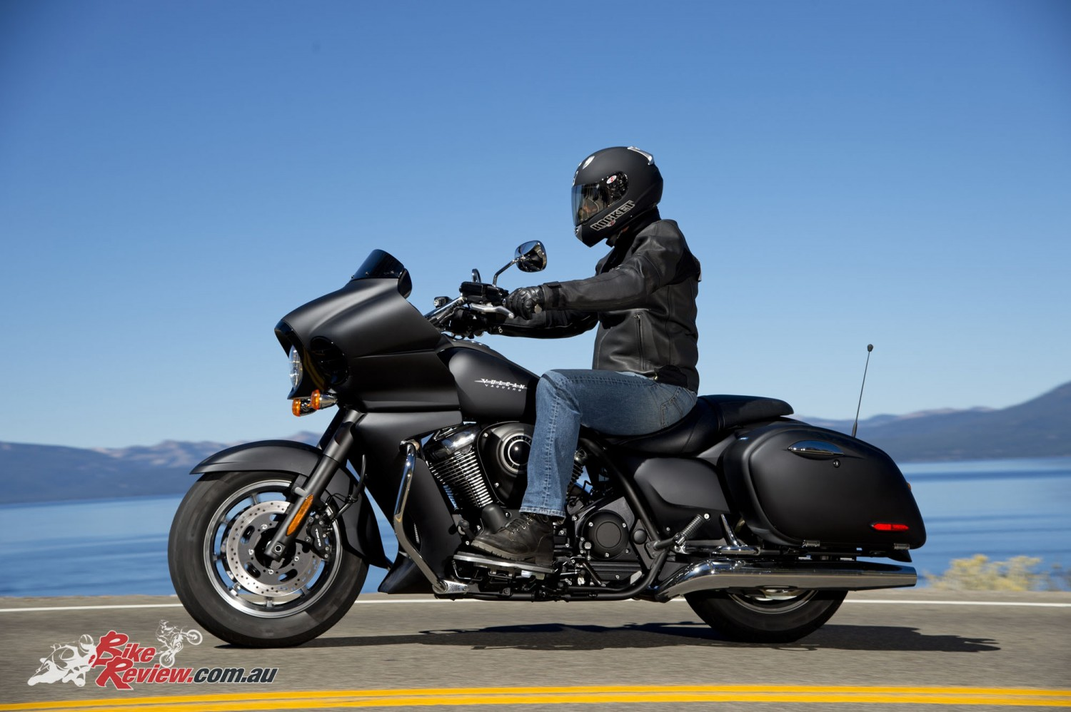 Honda Riding Gear >> Review: Kawasaki Vulcan 1700 Vaquero - Bike Review