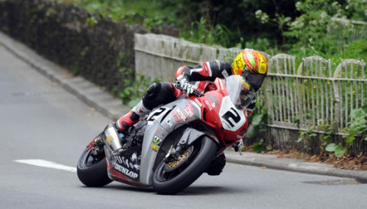 Wilson Craig Racing Confirms Cam Donald IoM TT Return