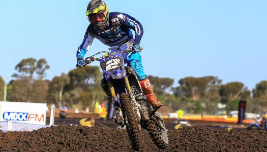Todd Takes Moto Win in MX2 Debut for Serco Yamaha