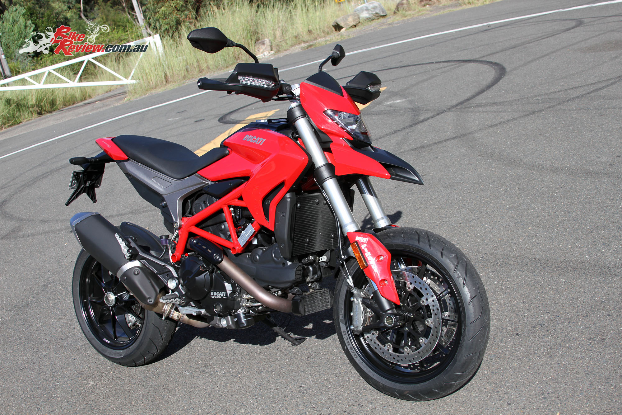 Ducati Hypermotard   Seat Height