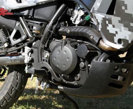 2016 Kawasaki KLR650 Bike Review Details (4)