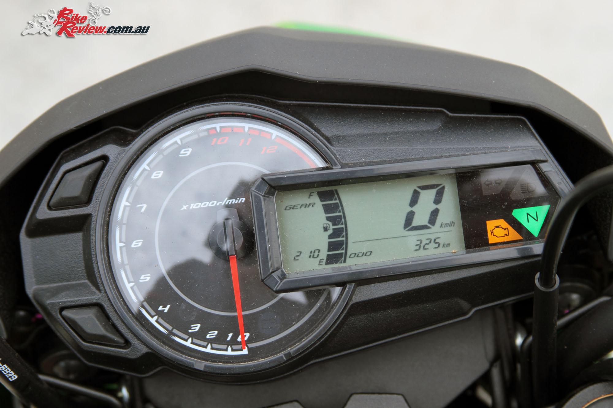 Review: 2017 Kawasaki Z125 PRO - Bike Review