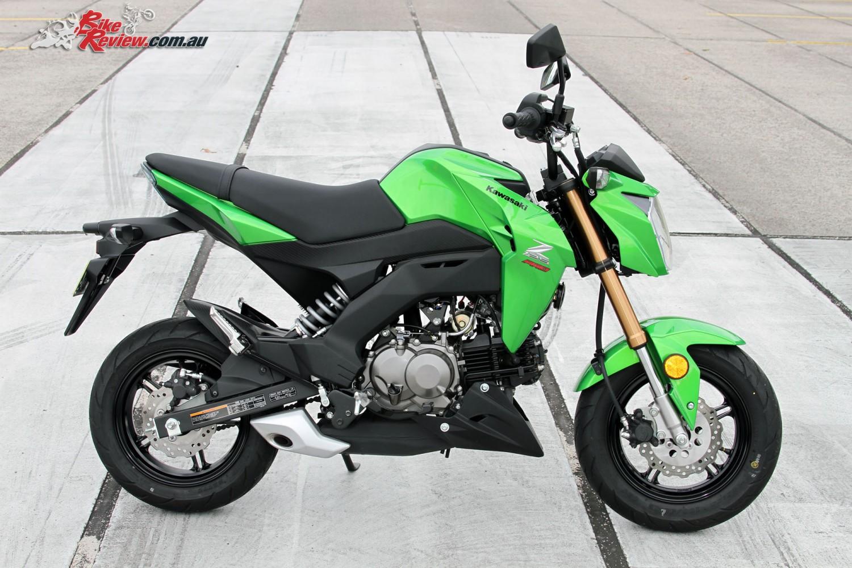 2017 Kawasaki Z125 Pro >> Review 2017 Kawasaki Z125 Pro Bike Review