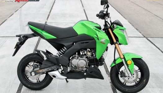 Review: 2017 Kawasaki Z125 PRO