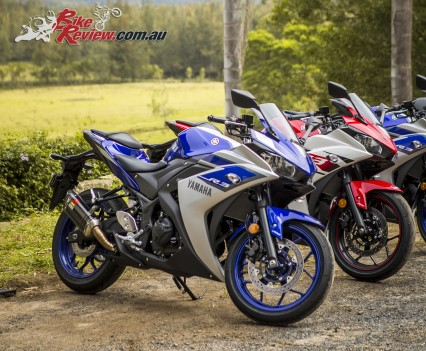 2016 Yamaha YZF-R3 Bike Review Statics (4)