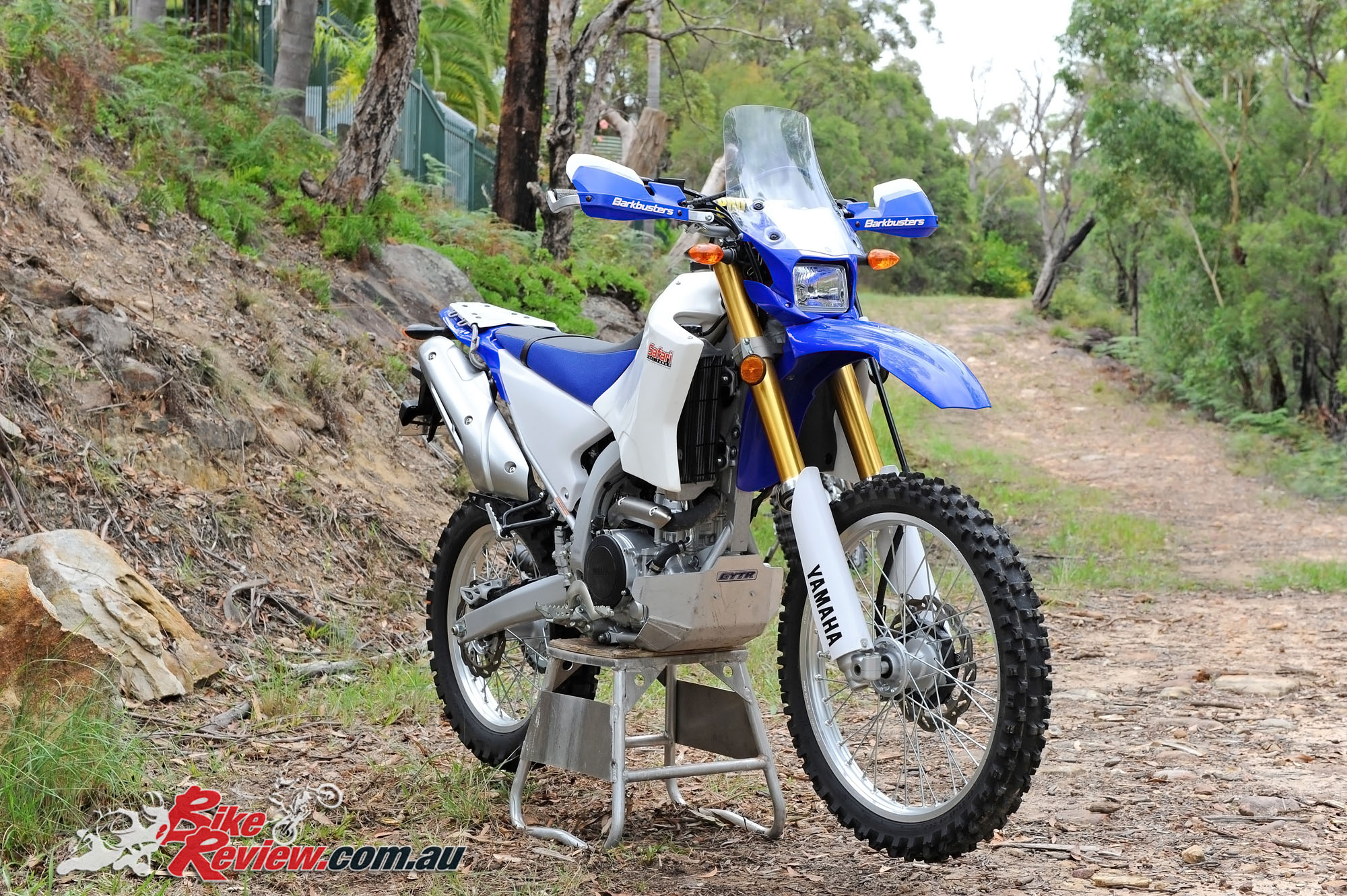 Yamaha Wr  Seat Height