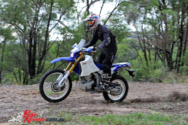 Yamaha Wrr Review