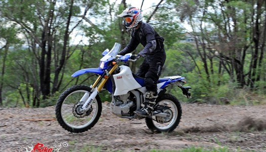 Review: 2016 Yamaha WR250R