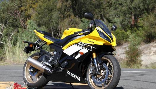 Review: 2016 Yamaha YZF-R6 – 60th Anniversary Edition