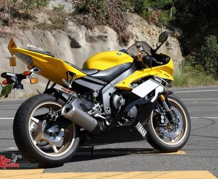 Yamaha R Th Anniversary Review