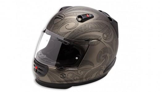 New Product: Ducati Soul Arai Helmet