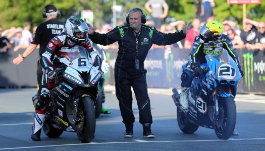 Hutchy On Pace