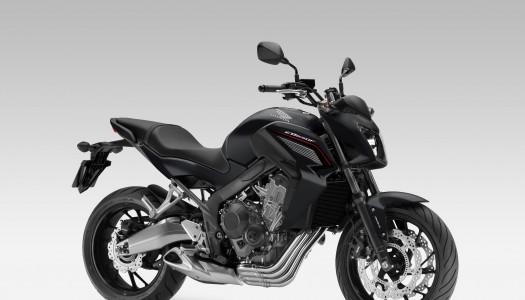 Honda's CB Nakedbike Range