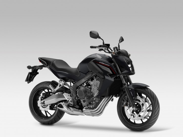 Honda Unveils Naked CB300F; Launched in US at 3999$ [Pic