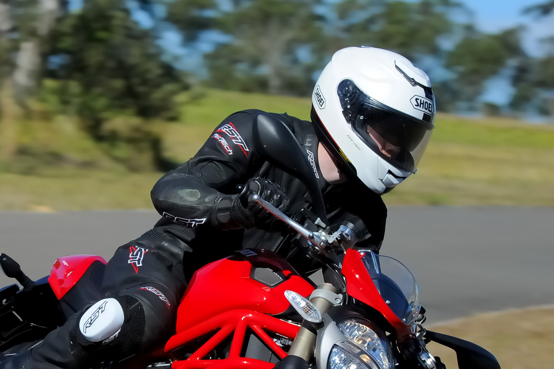Shoei Gt Air >> New Product: Shoei GT-Air Helmet - Bike Review