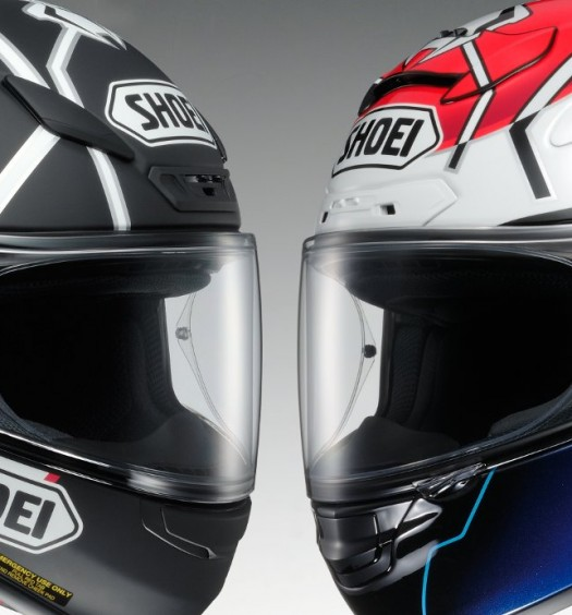 Shoei NXR Helmet Marquez - Bike Review (4)