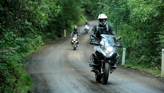 The BMW Motorrad GS Experience – Test ride the legend.