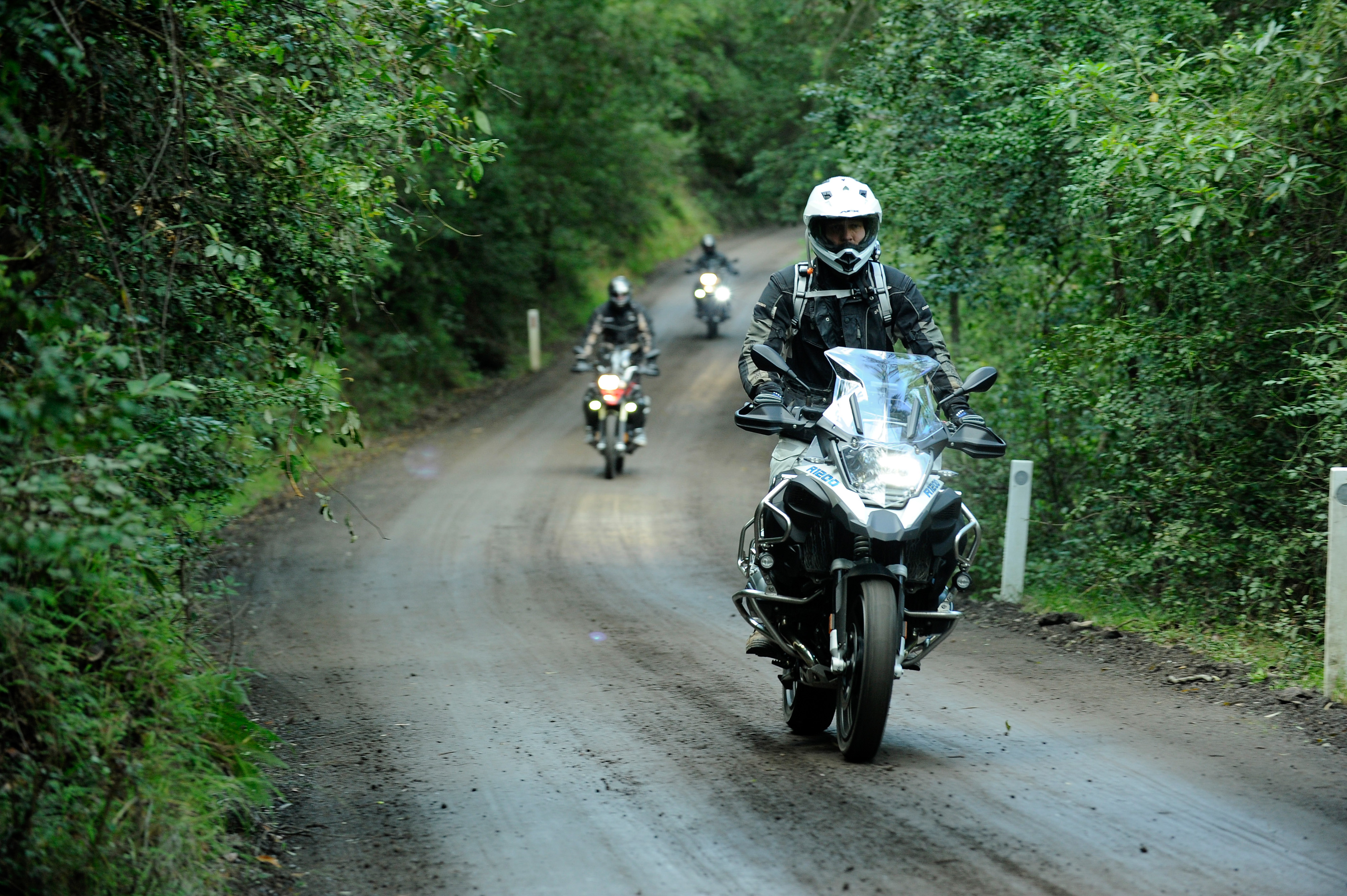 The BMW Motorrad GS Experience - Test ride the legend. - Bike Review