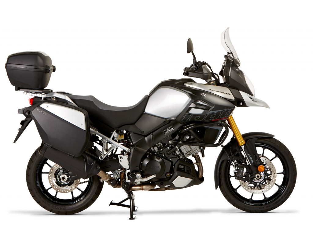 2012 Suzuki V-Strom 1000 Adventure Review