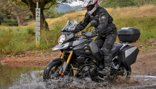 The Ultimate Grand Tourer – V-Strom 1000GT