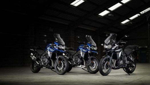 Triumph's NEW Tiger Explorer lands at Aussie Dealers