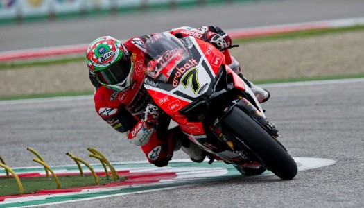 WSBK: Davies and Ducati do the Double at Home