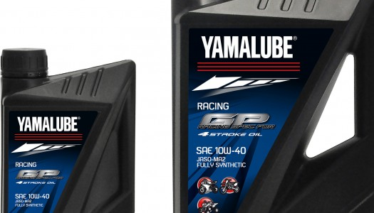 New Product: Yamalube RS4GP 10W40 Oil
