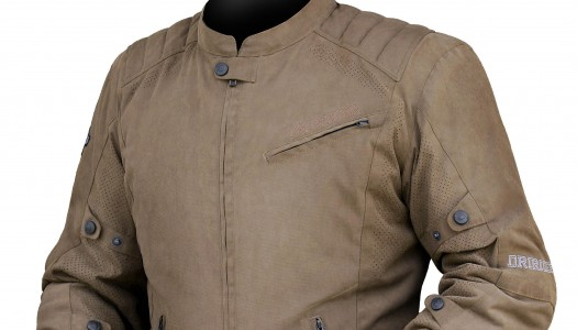 New Product: DRIRIDER Scrambler Jacket