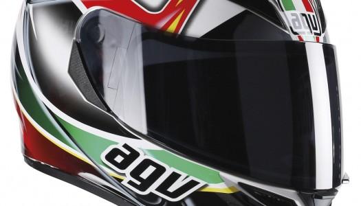 New Product: AGV K3 S-V Helmet