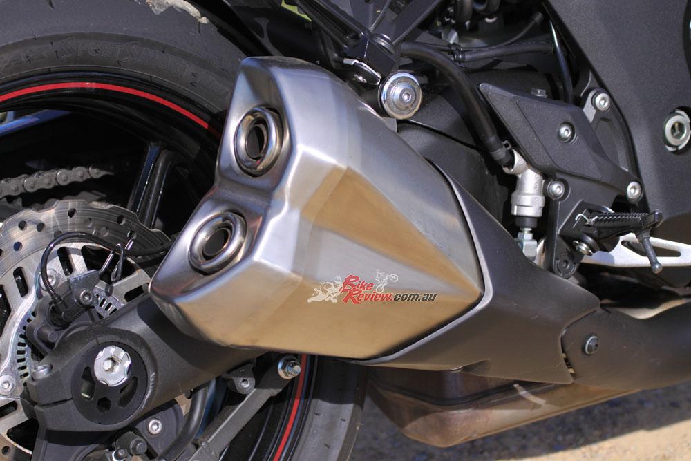 2016 Kawasaki Z1000 ABS Review