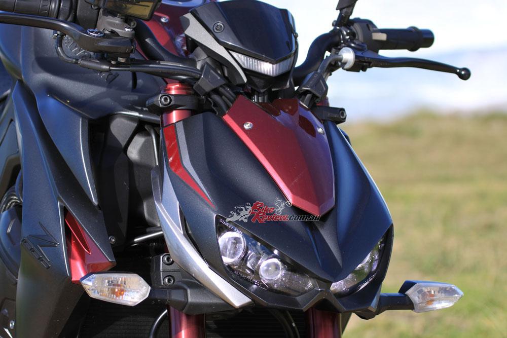 2016 Kawasaki Z1000 Bike Review20160524 0559