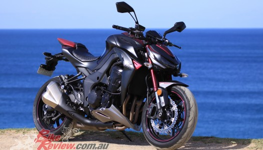 Review: 2016 Kawasaki Z1000