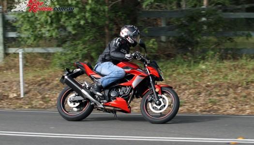 Review: 2016 Kawasaki Z250SL