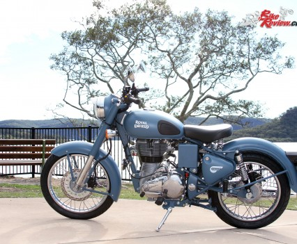 2016 Royal Enfield Classic 500 Bike Review (9)