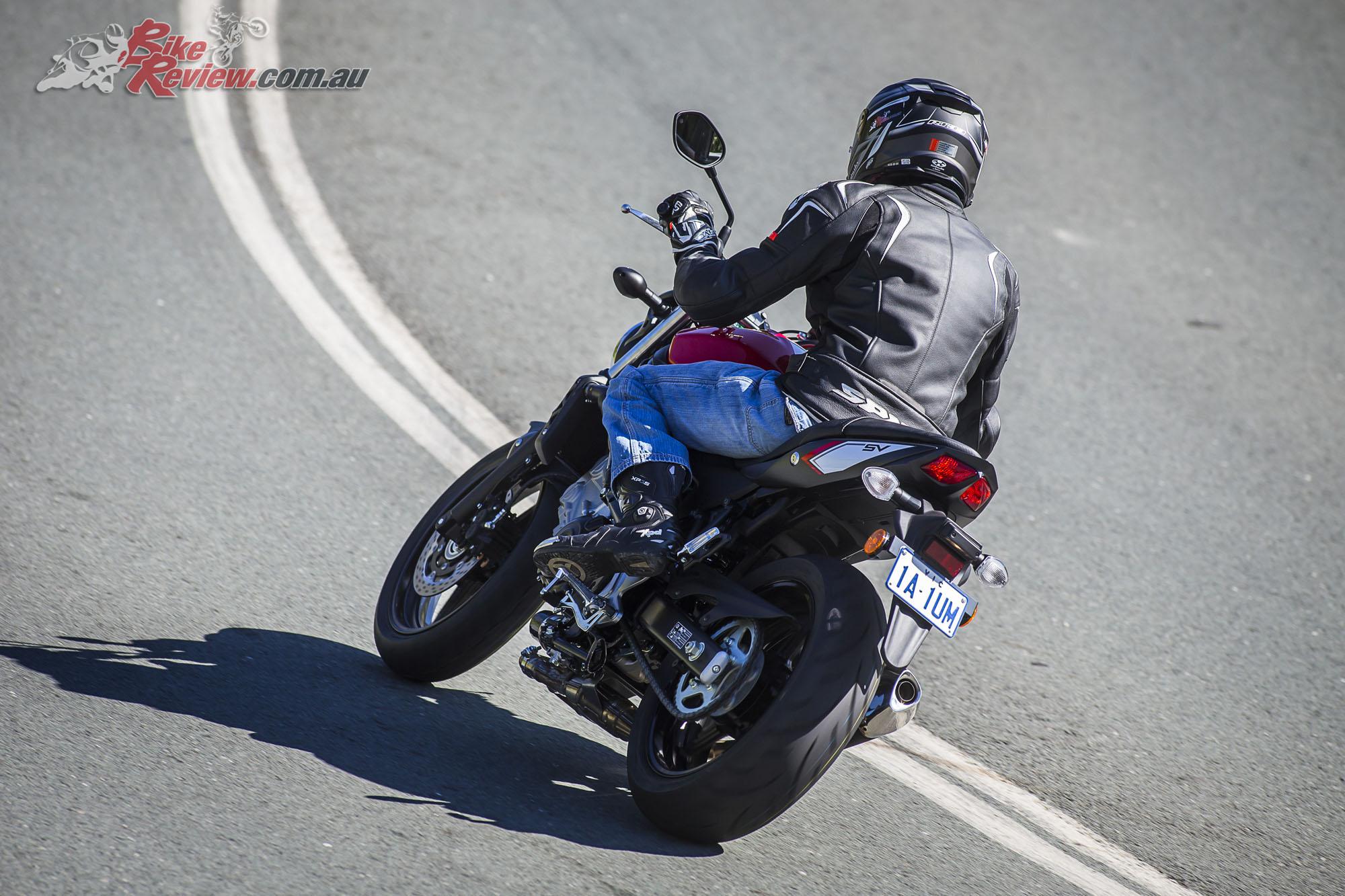 Review 2017 Suzuki Sv650 Lams Bike Review