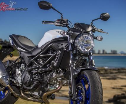 2016 Suzuki SV650 LAMS Bike Review Stat (11)